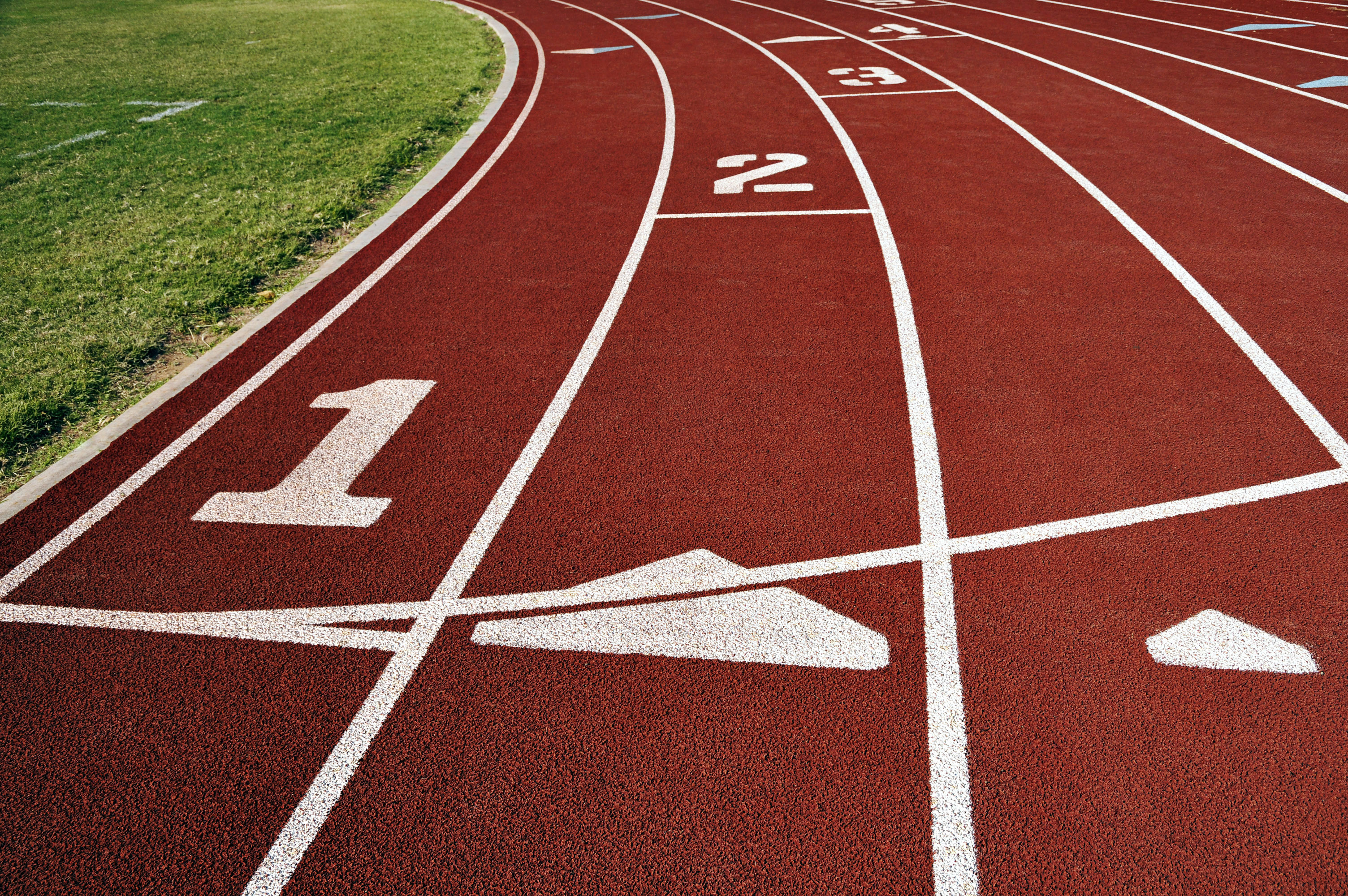 Interval Training On Track