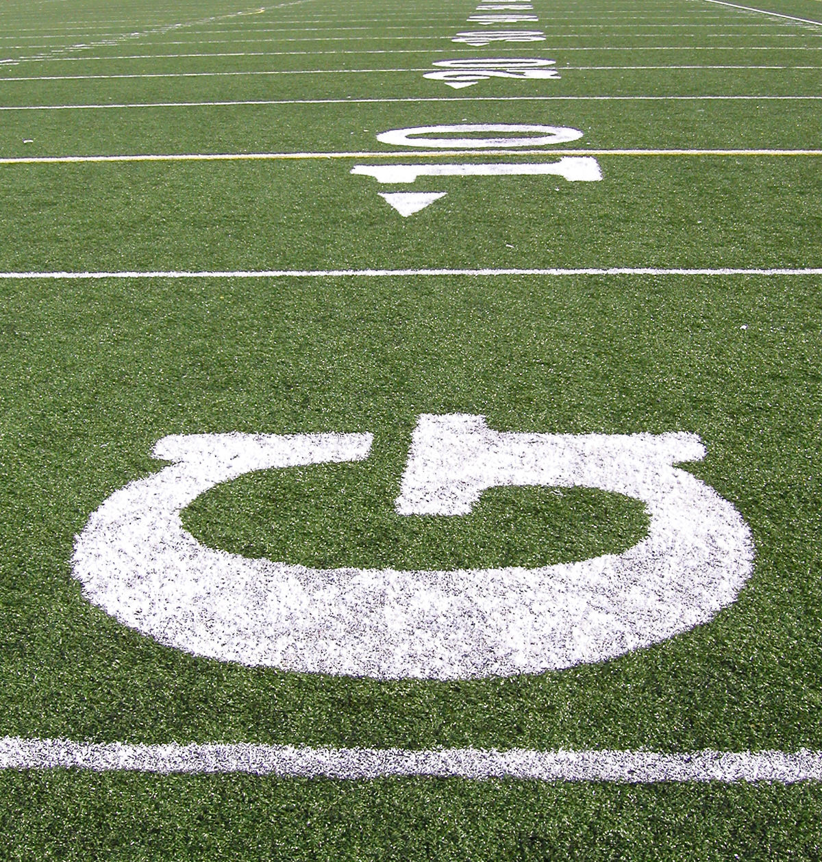 Interval Training On The Football Field For Fitness And Fat Loss